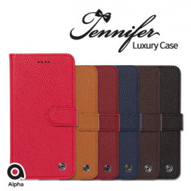 [S2B] Alpha Jennifer Diary Case for Samsung Galaxy Note _ Multifunction Pockets Case Compatible For Samsung Galaxy Note 20/20Ultra/10/10Plus/9/8